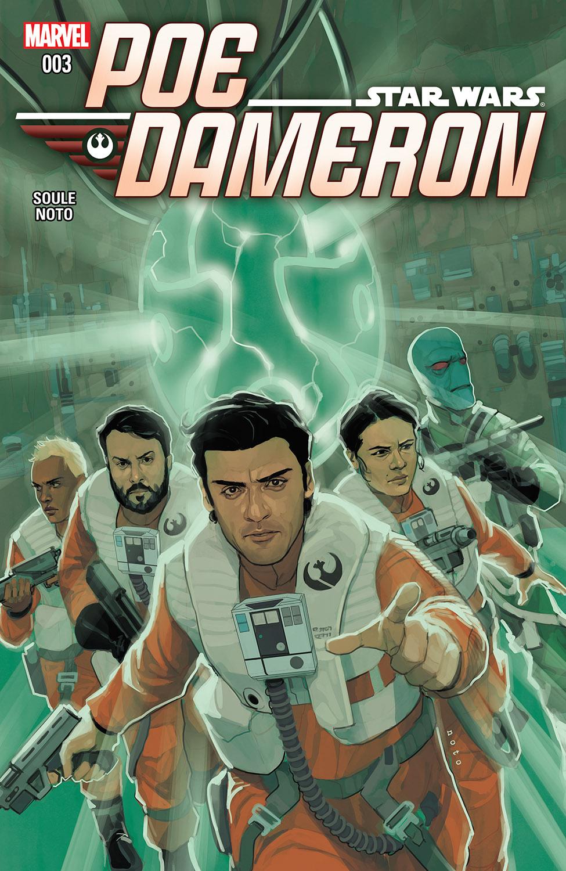 Star Wars: Poe Dameron (2016) #3