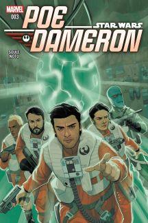 Poe Dameron (2016) #3