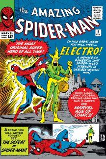 The Amazing Spider-Man (1963) #9
