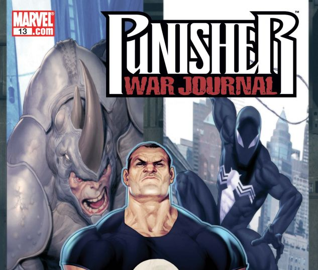 Punisher War Journal (2006) #13