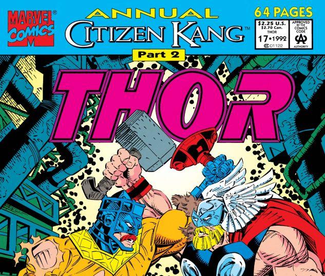 Thor Annual (1966) #17