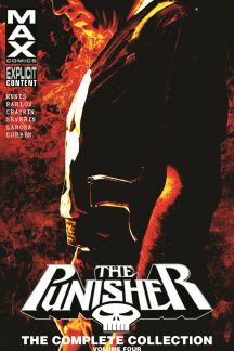 Punisher Max: The Complete Collection Vol. 4 (Trade Paperback)