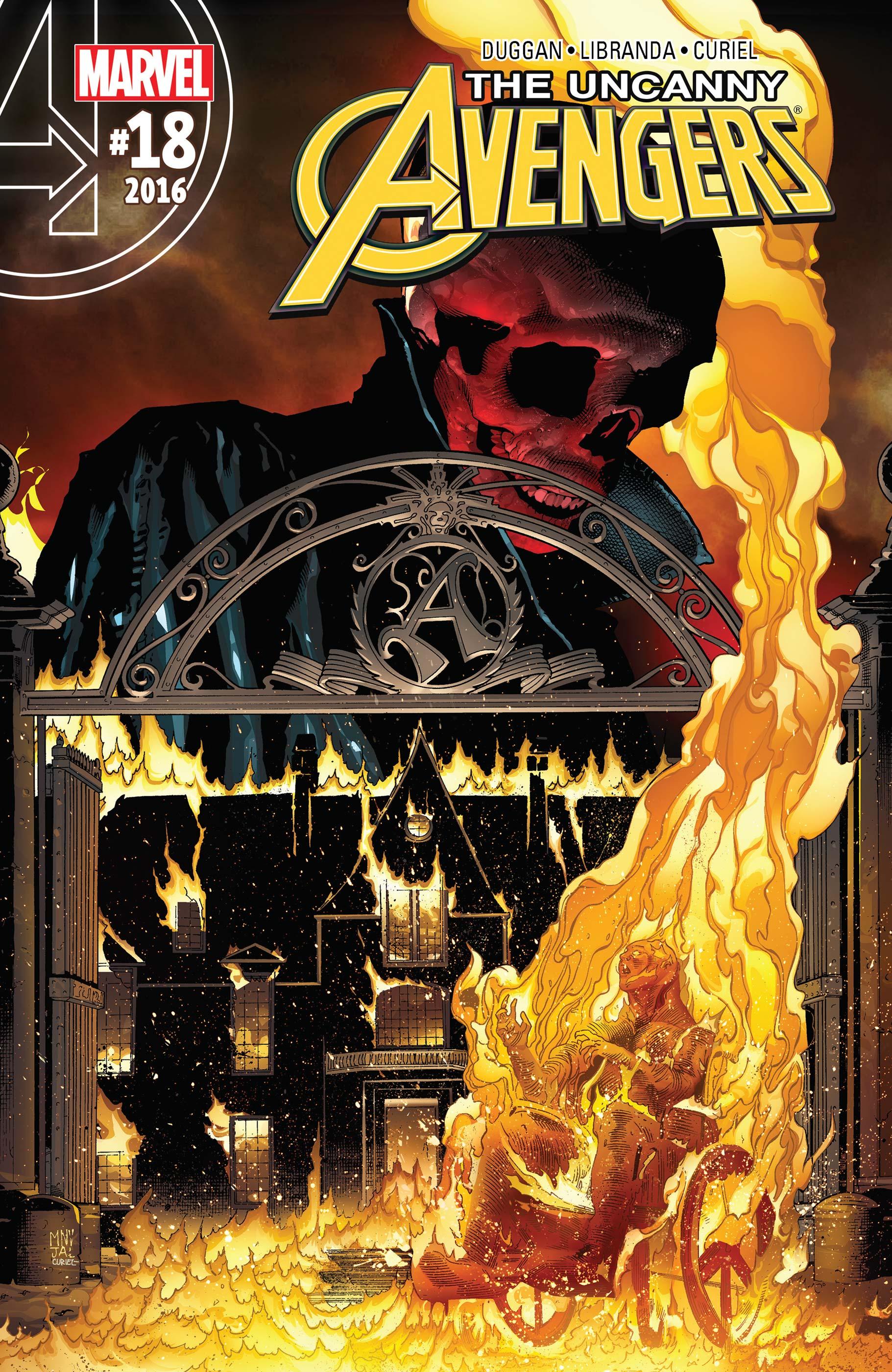 Uncanny Avengers (2015) #18