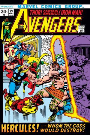 Avengers (1963) #99