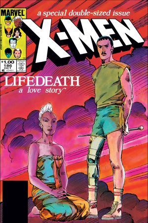 Uncanny X-Men  #186
