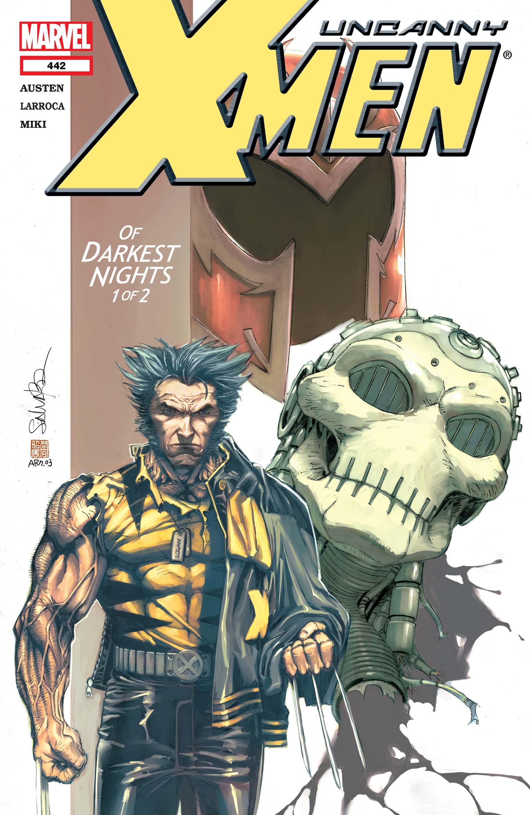Uncanny X-Men (1963) #442