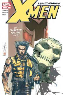 Uncanny X-Men #442