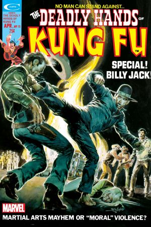 Deadly Hands of Kung Fu (1974) #11