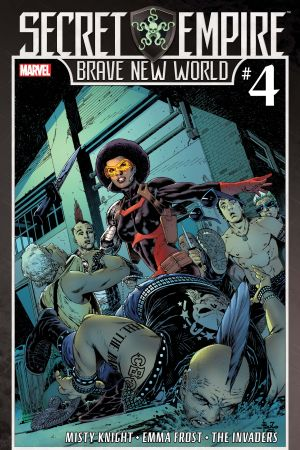 Secret Empire: Brave New World #4