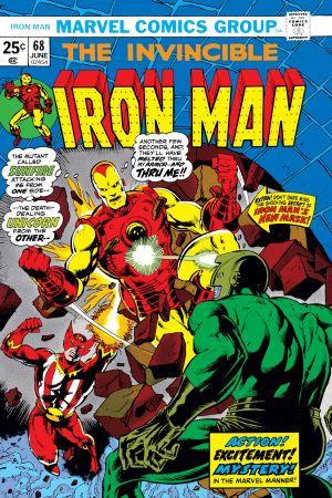 Iron Man #68