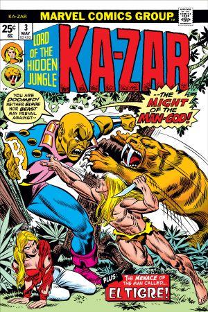 Ka-Zar (1974) #3