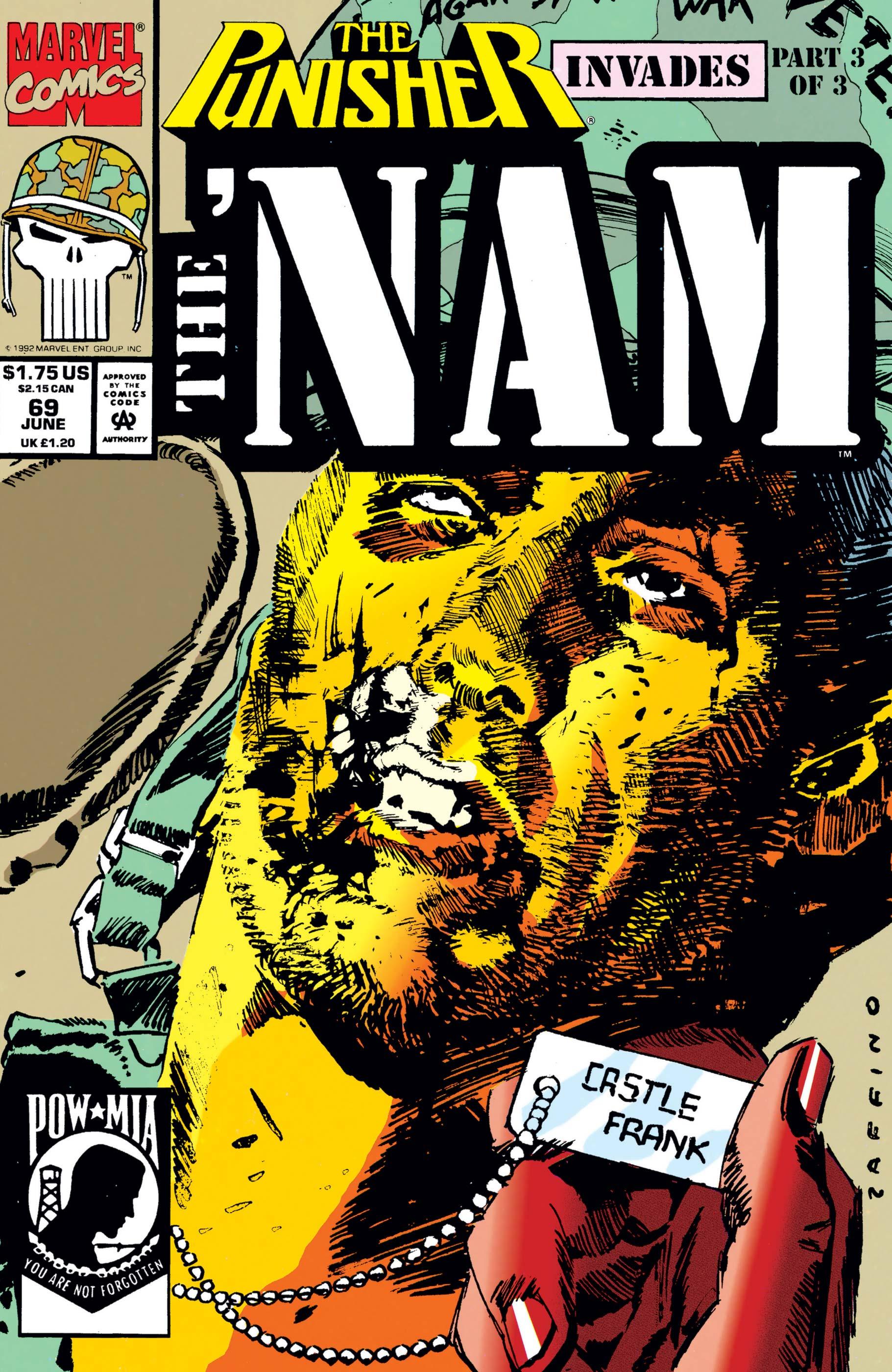 The 'Nam (1986) #69