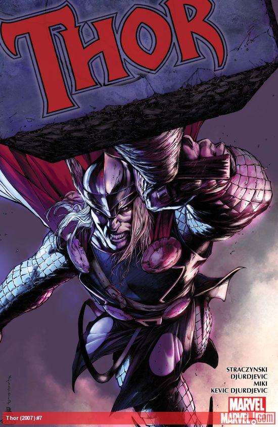 Thor (2007) #7