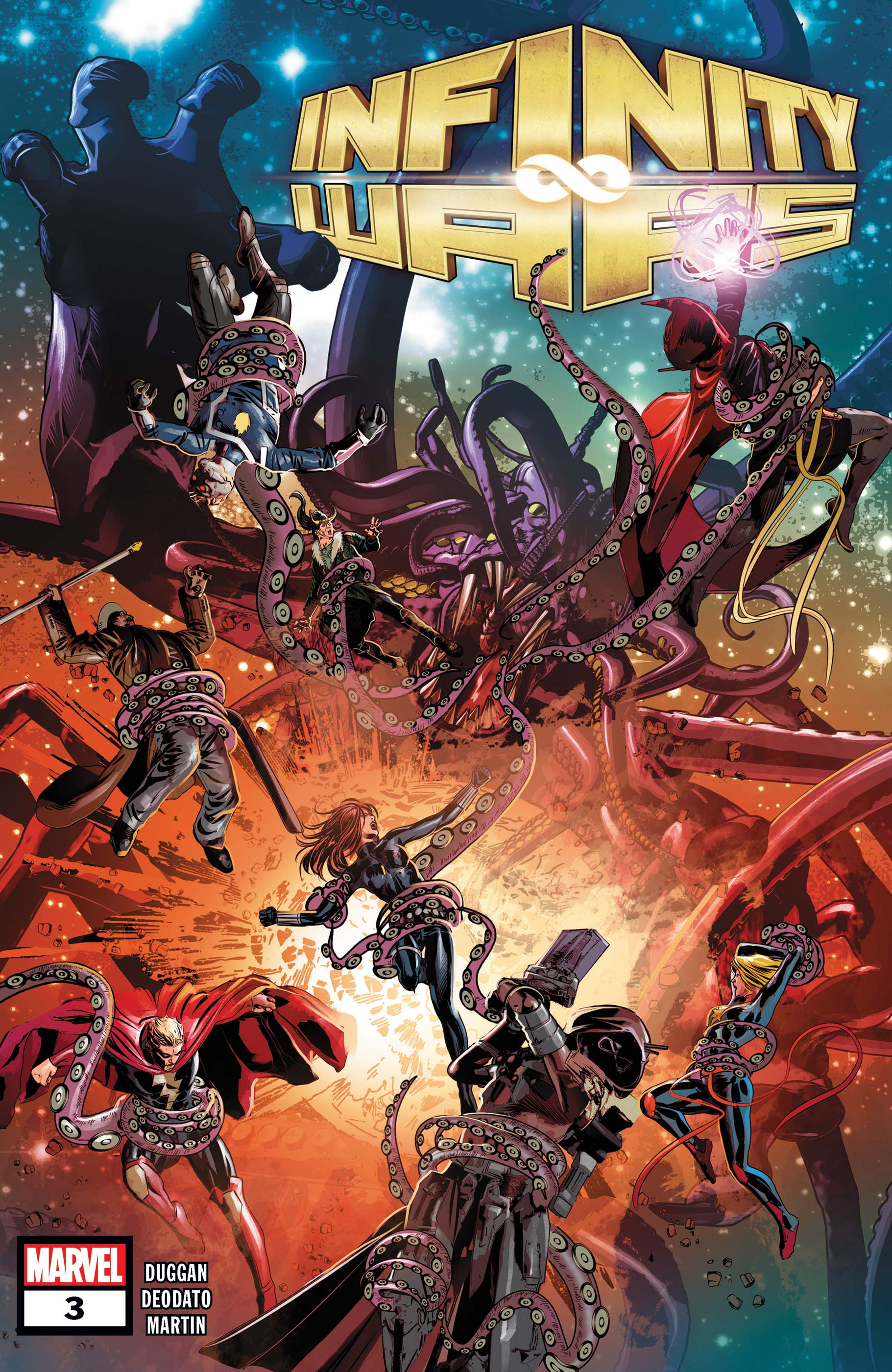 Infinity Wars (2018) #3