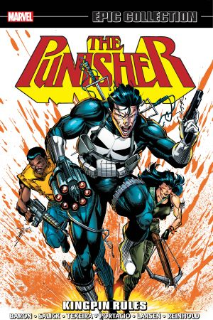 Punisher Epic Collection: Kingpin Rules (Trade Paperback)