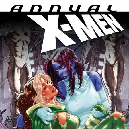 X-MEN ANNUAL (2007)