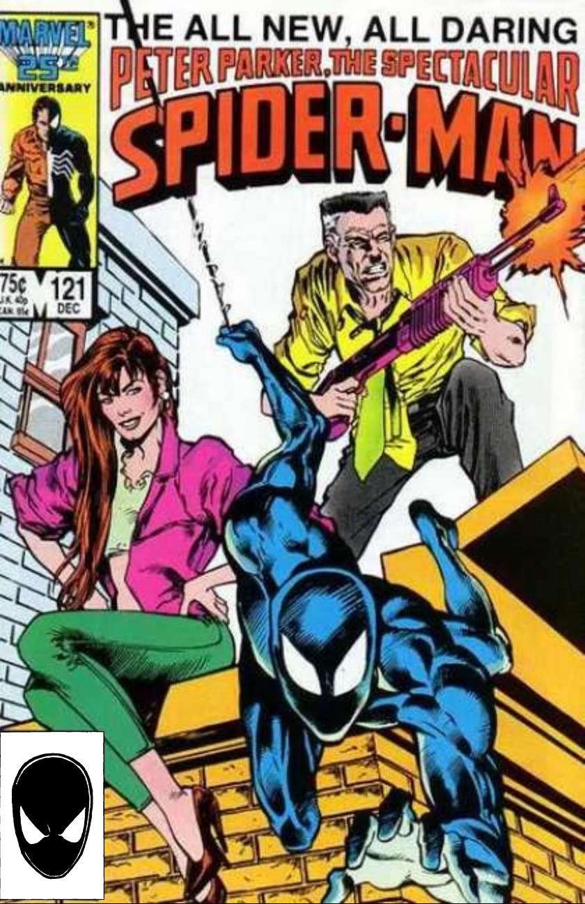 Peter Parker, the Spectacular Spider-Man (1976) #121