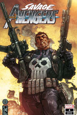 Savage Avengers #4  (Variant)