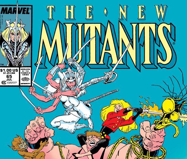 New Mutants #65