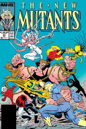New Mutants (1983) #65