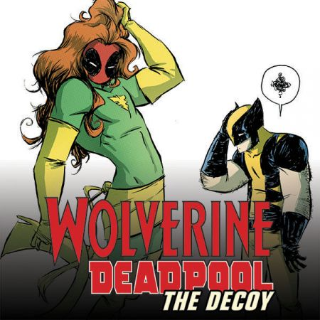 Wolverine/Deadpool: The Decoy Digital Comic (2011 - Present)