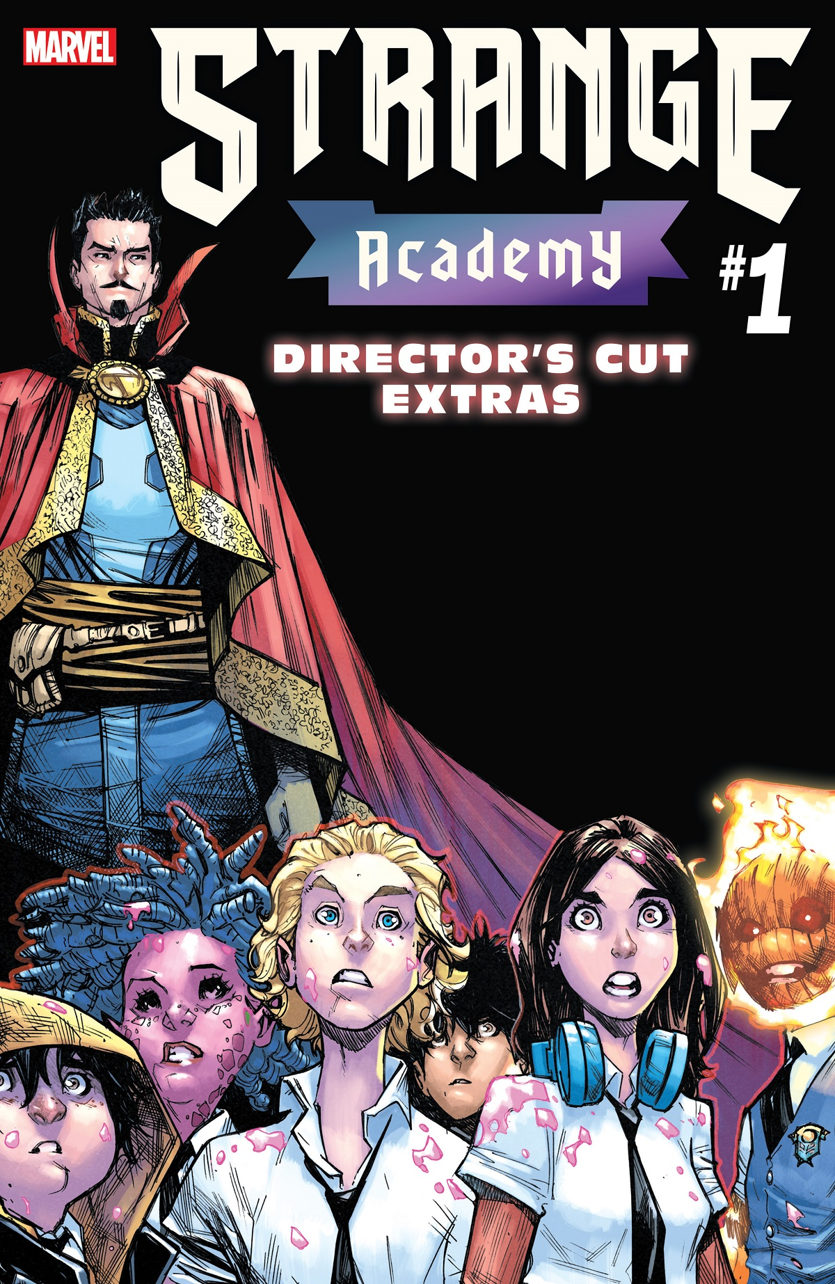 Strange Academy - Director's Cut Edition (2020) #1