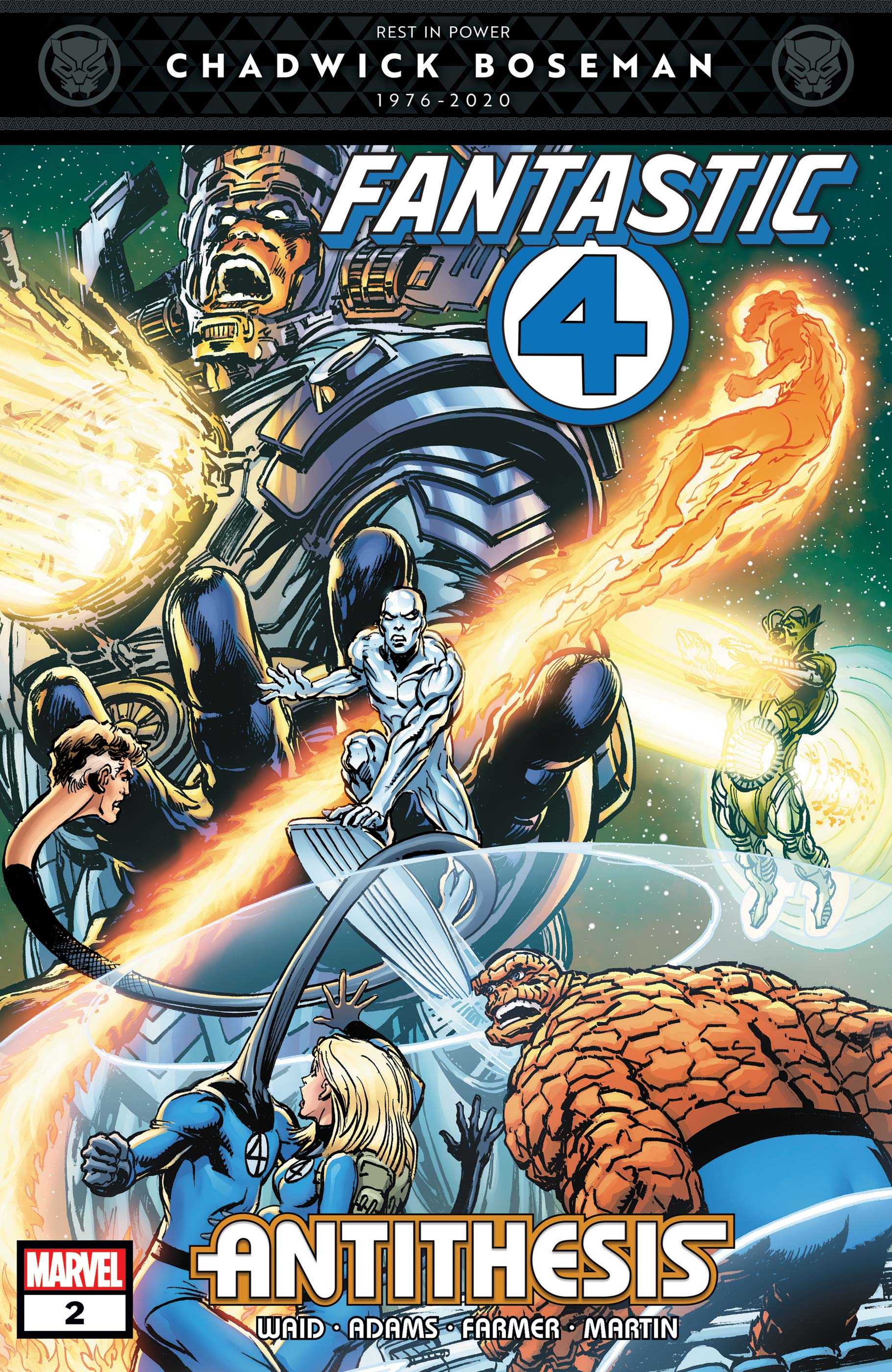 Fantastic Four: Antithesis (2020) #2