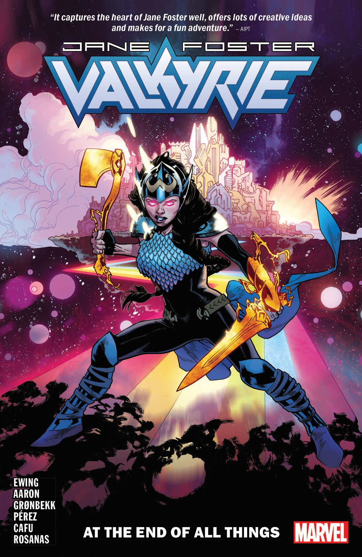 VALKYRIE: JANE FOSTER VOL. 2 - AT THE END OF ALL THINGS TPB (Trade Paperback)