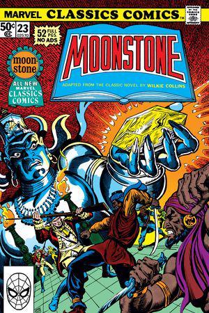 Marvel Classics Comics Series Featuring (1976) #23