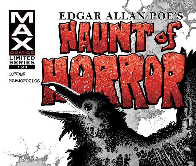 Haunt of Horror: Edgar Allan Poe #1