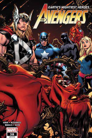 Avengers (2018) #38