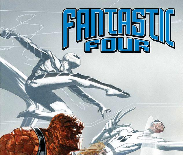FANTASTIC FOUR BY JONATHAN HICKMAN: THE COMPLETE COLLECTION VOL. 3 TPB #3