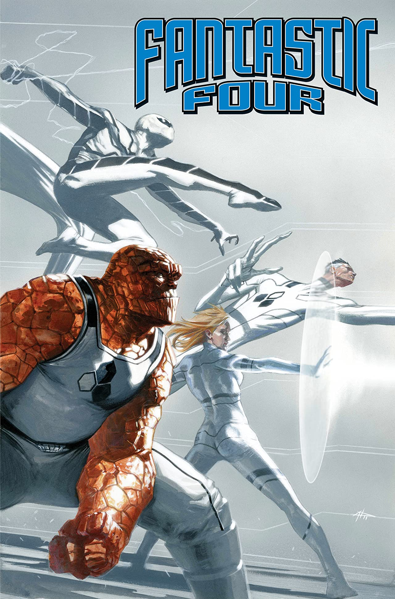 Fantastic Four by Jonathan Hickman: The Complete Collection Vol. 3 (Trade Paperback)