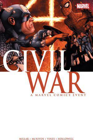 CIVIL WAR TPB (Trade Paperback)