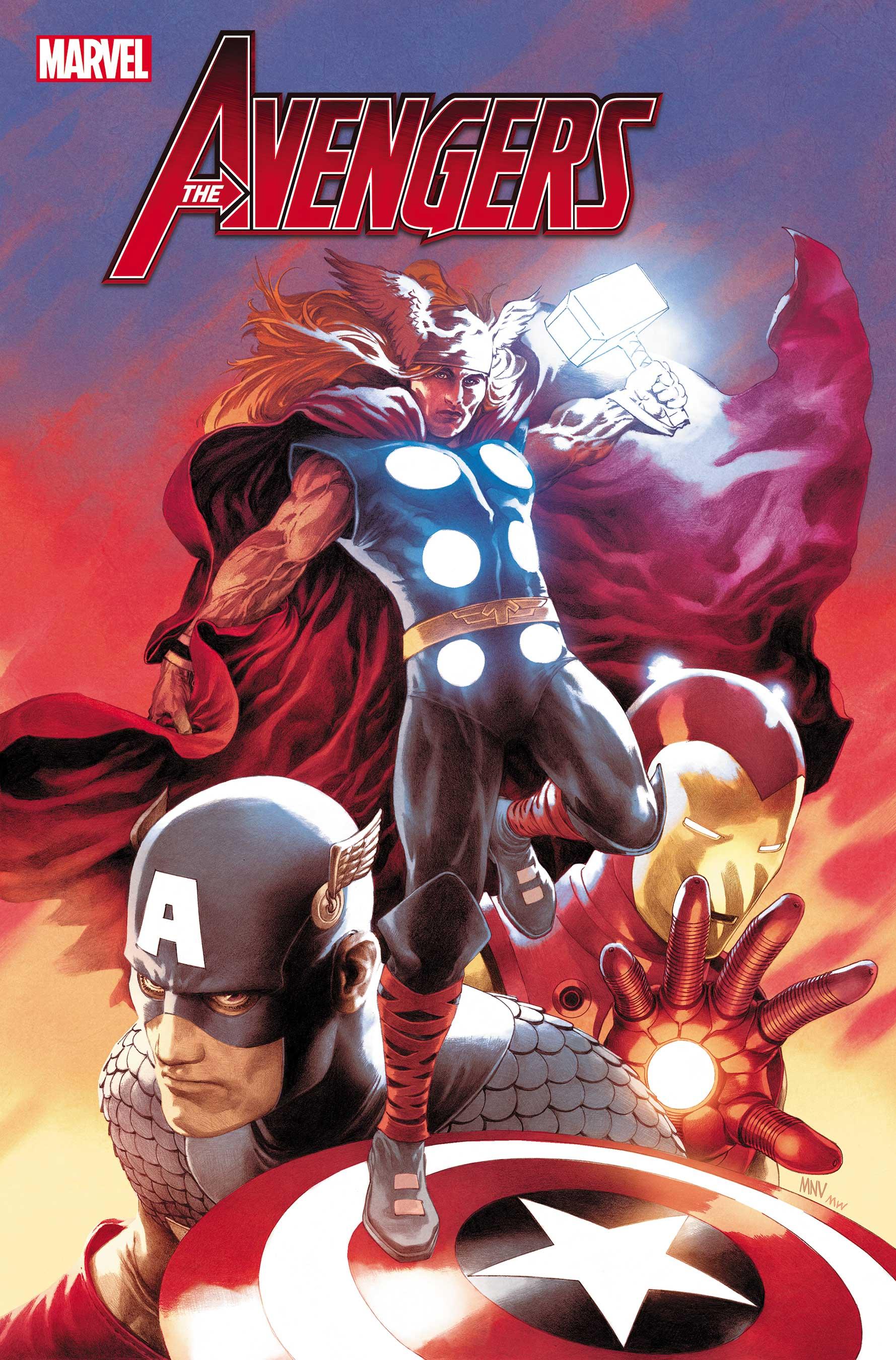 Avengers (2018) #50 (Variant)