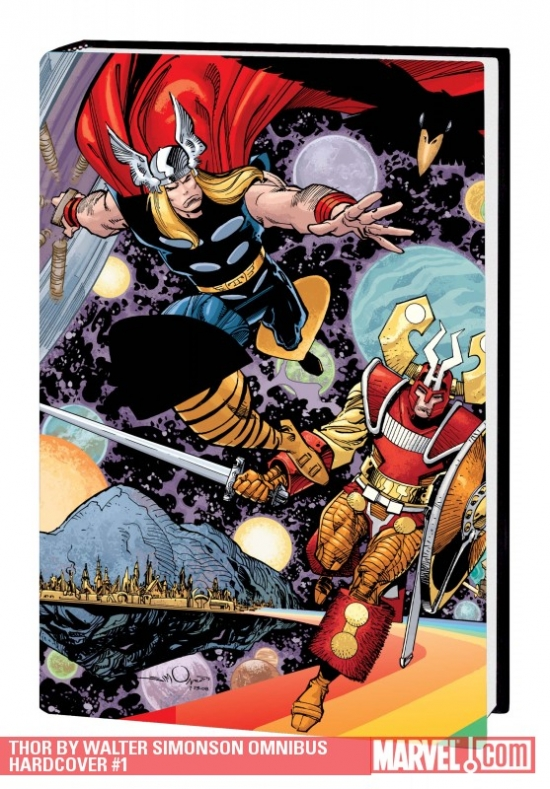 Thor by Walter Simonson (Hardcover)