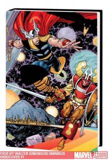 Thor by Walter Simonson (Hardcover)