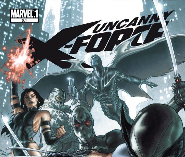 X-Force #5.1