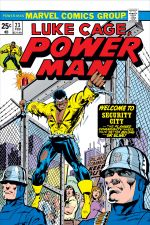 Power Man (1974) #23 cover