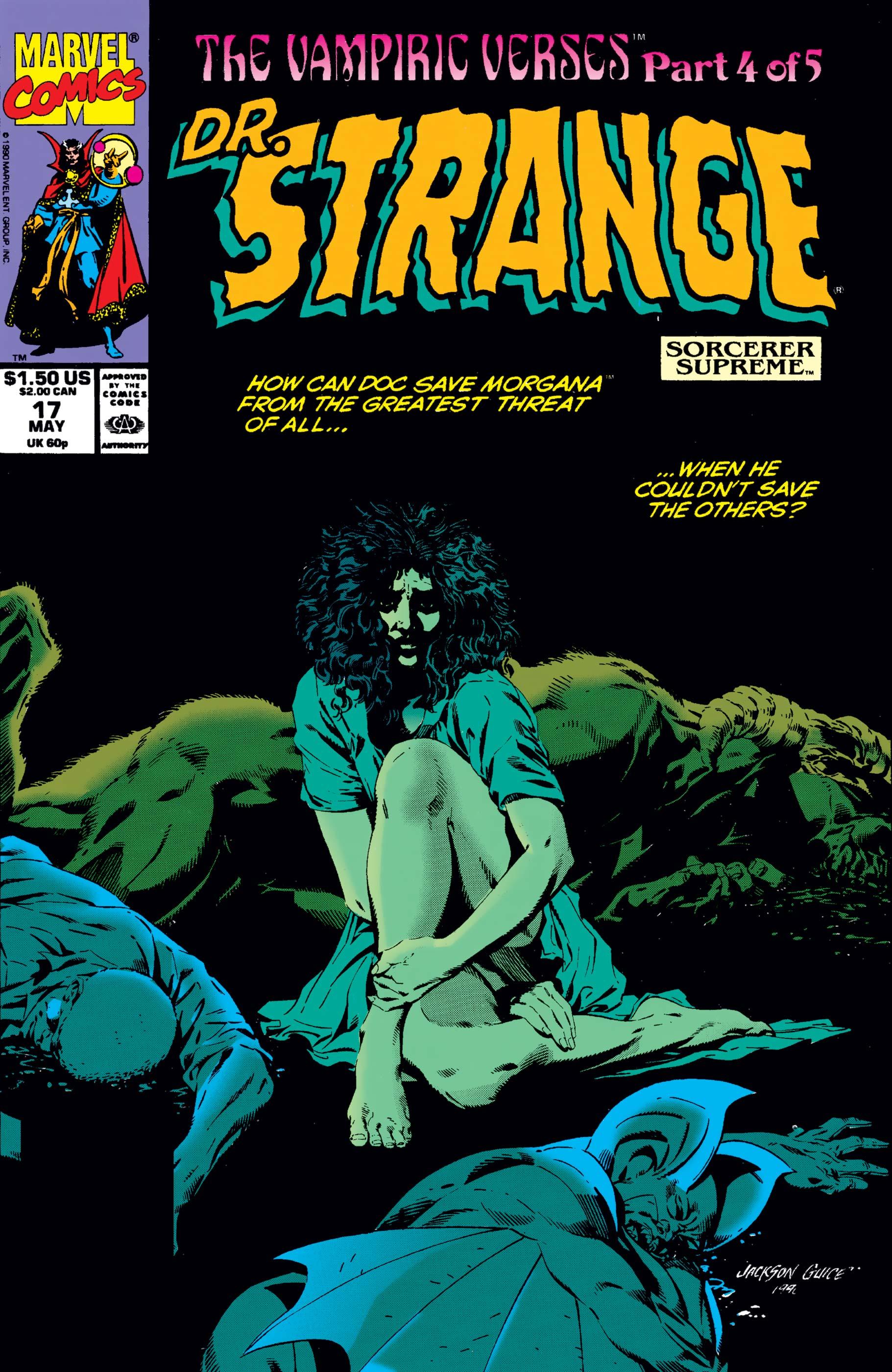 Doctor Strange, Sorcerer Supreme (1988) #17