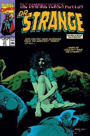 Doctor Strange, Sorcerer Supreme #17