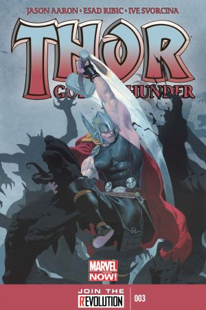 Thor: God of Thunder (2012) #3