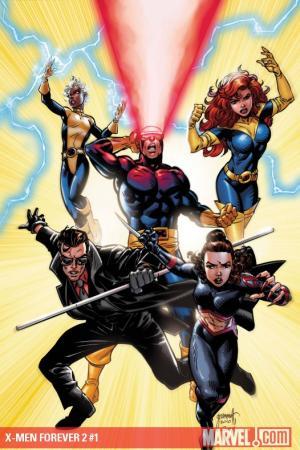X-Men Forever 2 (2010 - 2011)