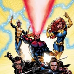X-Men Forever 2 #1 cover by Tom Grummett