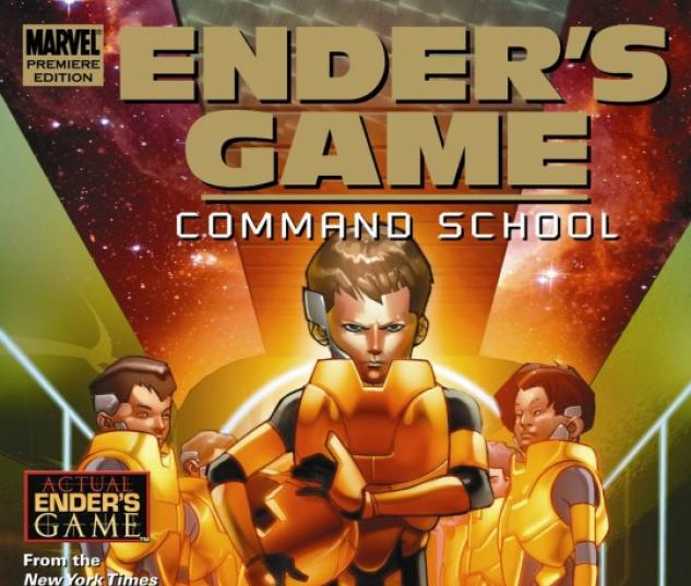 Enders Game: Command School (Hardcover)
