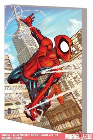 MARVEL ADVENTURES SPIDER-MAN VOL. 13: ANIMAL ATTACK! DIGEST (Digest)