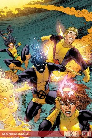 New Mutants Saga #4