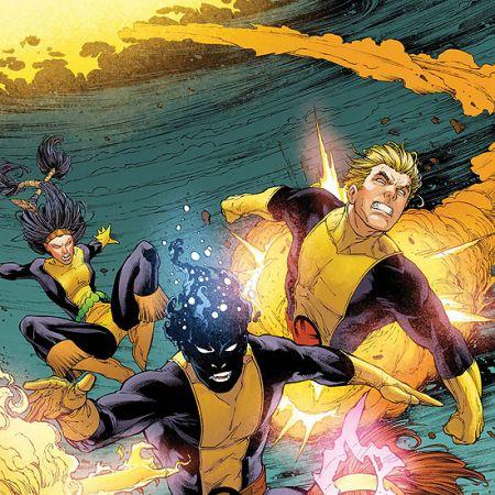 New Mutants Saga (2009)