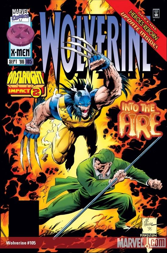 Wolverine (1988) #105