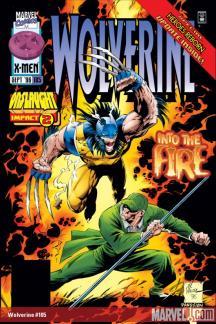 Wolverine #105